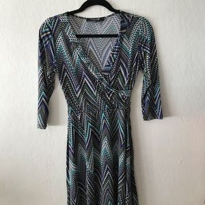 Gorgeous Patterned Dress by Forever 21